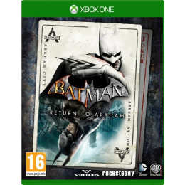 Coperta BATMAN RETURN TO ARKHAM - XBOX ONE