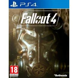 Coperta FALLOUT 4 - PS4