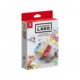 Coperta NINTENDO LABO CUSTOMISATION SET - GDG