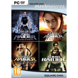 Coperta TOMB RAIDER QUADROLOGY PACK - PC
