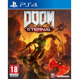 Coperta DOOM ETERNAL - PS4