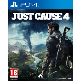 Coperta JUST CAUSE 4 - PS4