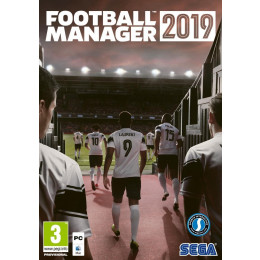 Coperta FOOTBALL MANAGER 2019 - PC