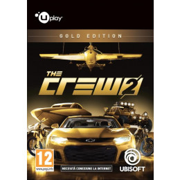 Coperta THE CREW 2 GOLD EDITION - PC (UPLAY CODE)