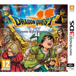 Coperta DRAGON QUEST VII FRAGMENTS OF THE FORGOTTEN PAST - 3DS