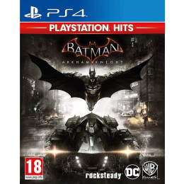 Coperta BATMAN ARKHAM KNIGHT PLAYSTATION HITS - PS4