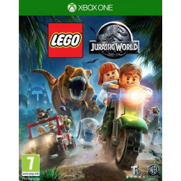 Coperta LEGO JURASSIC WORLD - XBOX ONE