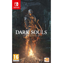 Coperta DARK SOULS REMASTERED - SW