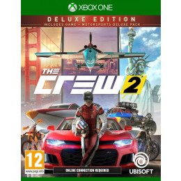 Coperta THE CREW 2 DELUXE EDITION - XBOX ONE