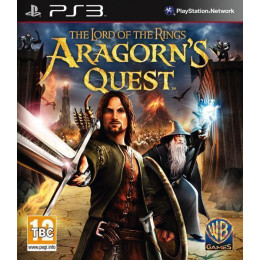 Coperta LORD OF THE RINGS ARAGORNS QUEST - PS3