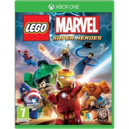 Coperta LEGO MARVEL SUPER HEROES - XBOX ONE