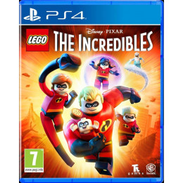 Coperta LEGO THE INCREDIBLES - PS4
