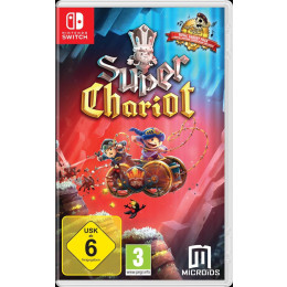 Coperta SUPER CHARIOT ROYAL EDITION - SW