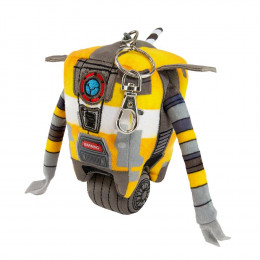 Coperta BORDERLANDS 3 CLAPTRAP KEYCHAIN PLUSH