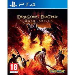 Coperta DRAGONS DOGMA DARK ARISEN HD - PS4