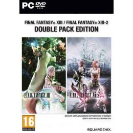 Coperta FINAL FANTASY XIII & FINAL FANTASY XIII-2 DOUBLE PACK - PC
