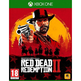 Coperta RED DEAD REDEMPTION 2 - XBOX ONE