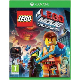 Coperta LEGO MOVIE GAME ALT - XBOX ONE