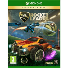 Coperta ROCKET LEAGUE ULTIMATE EDITION - XBOX ONE