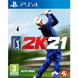 Coperta PGA TOUR 2K21 - PS4