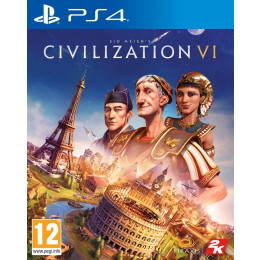 Coperta CIVILIZATION VI - PS4