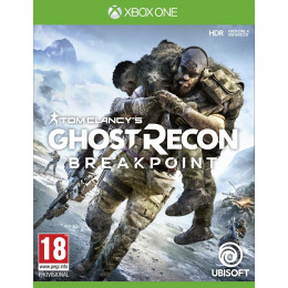 Coperta GHOST RECON BREAKPOINT - XBOX ONE