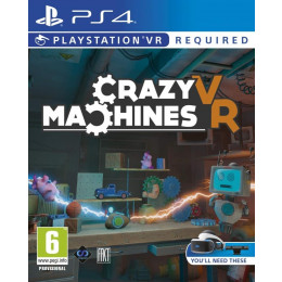 Coperta CRAZY MACHINES (VR) - PS4