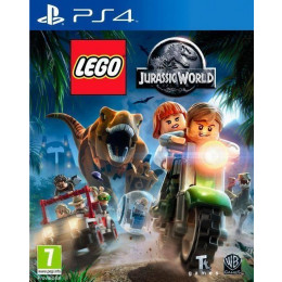 Coperta LEGO JURASSIC WORLD - PS4