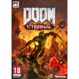 Coperta DOOM ETERNAL - PC