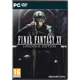 Coperta FINAL FANTASY XV WINDOWS EDITION - PC