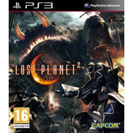 Coperta LOST PLANET 2 ESSENTIALS - PS3