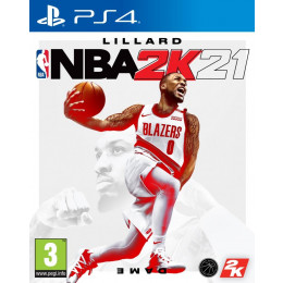 Coperta NBA 2K21 - PS4