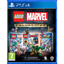 Coperta LEGO MARVEL COLLECTION - PS4