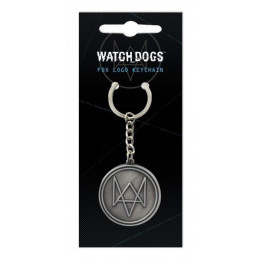 Coperta WATCH DOGS KEYCHAIN FOX LOGO