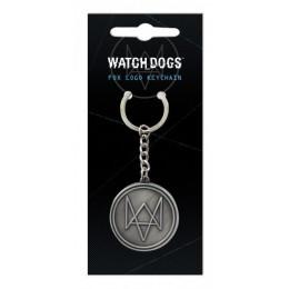 Coperta WATCH DOGS KEYCHAIN FOX LOGO