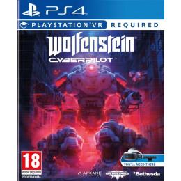 Coperta WOLFENSTEIN CYBERPILOT (VR) - PS4