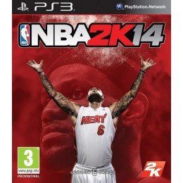 Coperta NBA 2K14 - PS3