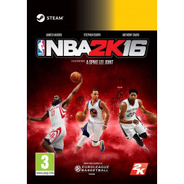 Coperta NBA 2K16 - PC (STEAM CODE)