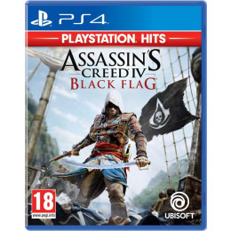 Coperta ASSASSINS CREED 4 BLACK FLAG PLAYSTATION HITS - PS4