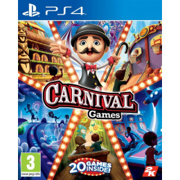 Coperta CARNIVAL GAMES - PS4
