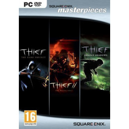 Coperta THIEF TRIPLE PACK - PC