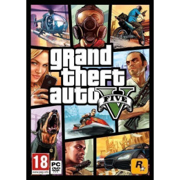 Coperta GRAND THEFT AUTO 5 - PC