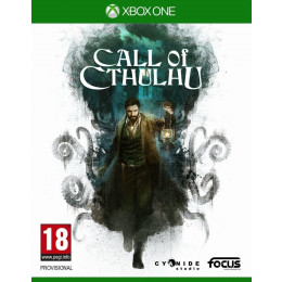 Coperta CALL OF CTHULHU - XBOX ONE