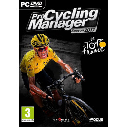 Coperta PRO CYCLING MANAGER 2017 - PC
