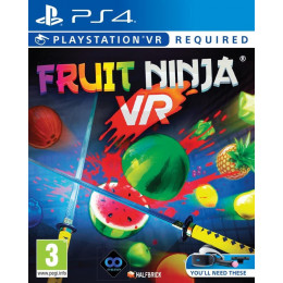 Coperta FRUIT NINJA (VR) - PS4