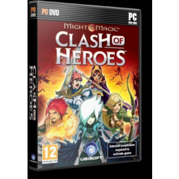 Coperta CLASH OF HEROES - PC