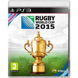 Coperta RUGBY WORLD CUP 2015 - PS3