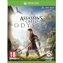 Coperta ASSASSINS CREED ODYSSEY - XBOX ONE