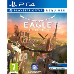 Coperta EAGLE FLIGHT (VR) - PS4