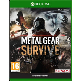 Coperta METAL GEAR SURVIVE - XBOX ONE